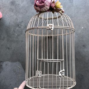 Wedding Card Holder Bird Cage Decor for Sale in Henderson, NV