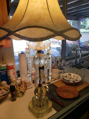 Lamp Crystal for Sale in Poway, CA