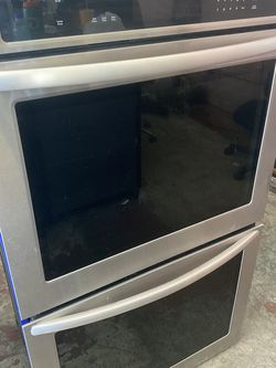 Kitchen Aid Double Oven Stainless Steel for Sale in Los Angeles,  CA