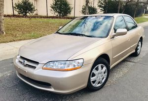 Only $3300 ! 2000 HONDA Accord- LOW MILES- No issues on Engine - Leather -VTEC Engine for Sale in Rockville, MD