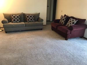Sofa and Loveseat Set for Sale in Toledo, OH