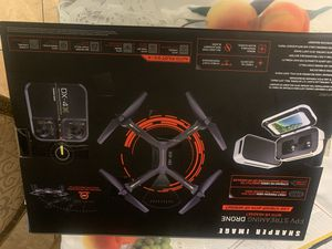 FPV STREAMING DRONE WITH VR HEADSET for Sale in Lauderhill, FL