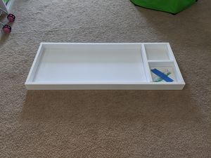Changing table topper for dresser for Sale in Pflugerville, TX