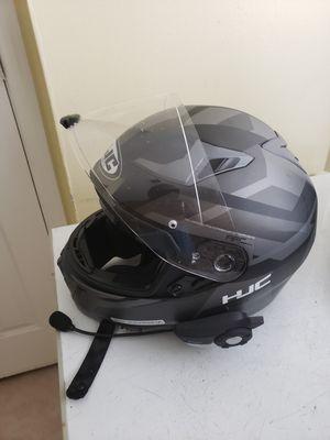 Motorcycle helmet and blue tooth xl helmet for Sale in Decatur, GA
