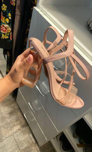 Clear heels women 6 1/2 for Sale in Norwalk, CA