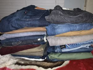 34x30 /32 jeans for Sale in San Jose, CA