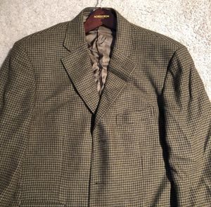 Men's Polo by Ralph Lauren Houndstooth Suit Jacket for Sale in Harrison, NY
