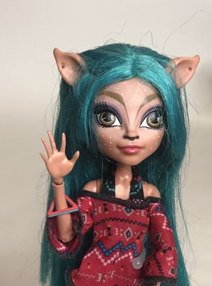 Monster High Brand Boo Students Isi Dawndancer Doll for Sale in Port St. Lucie, FL