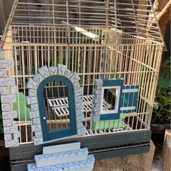 Bird Cage And Food for Sale in San Jose,  CA
