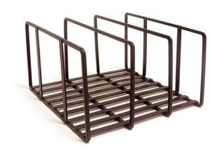 Seville Classics Bronze Iron Kitchen Cabinet & Counter Top Cutting Board Organizer for Sale in Haymarket, VA