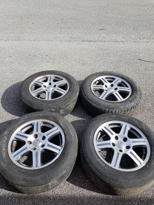 Rims 17 Chrysler 5 lugs 127 mm for Sale in Davie, FL