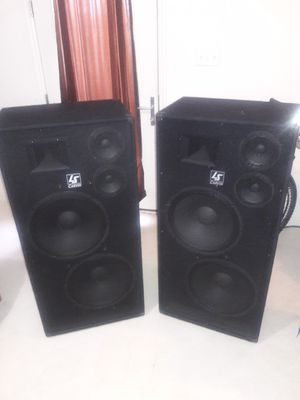 Audio PA System Carvin & Mackie for Sale in Saint Charles, MO