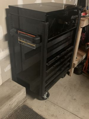Snap on tool cart for Sale in Marengo, IL