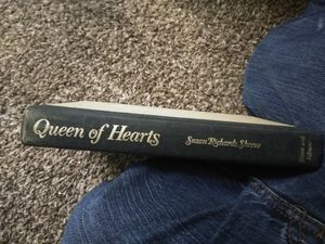Queen of hearts Susan Richards shreve first edition for Sale in Newnan, GA