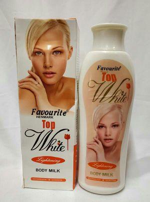 TOP WHITE BODY MILK for Sale in Columbia, PA