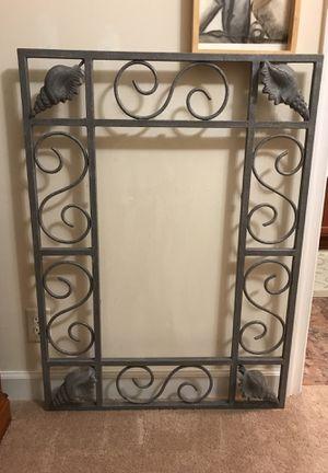 Mirror or picture frame for Sale in Harrisonburg, VA