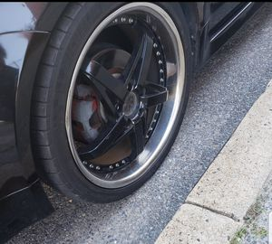 Rims and tires for Sale in Bayonne, NJ