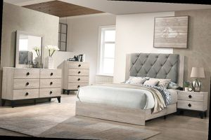 Queen Bed F9561Q 2 YY for Sale in Pomona, CA