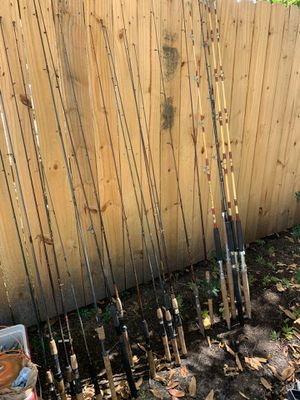 Fishing rod for Sale in Pinellas Park, FL