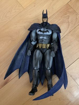 Square Enix Batman Arkham City: Batman Play Arts Kai Action Figure for Sale in El Monte, CA
