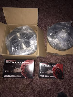 Audi brake kit: front and rear set for Sale in MD CITY, MD