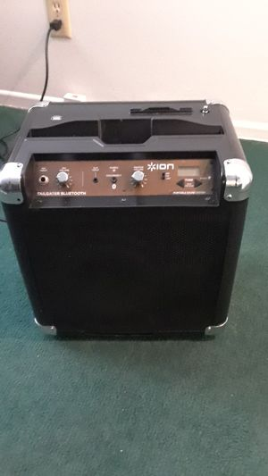 ION Bluetooth Speaker/Amp for Sale in Alhambra, CA