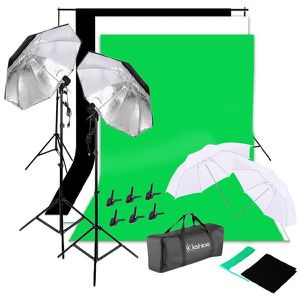 Photo Studio Photography Continuous Lighting Kit Non-woven fabrics Backdrop Set for Sale in Goodyear, AZ