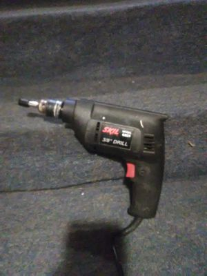"""Skil drill 3/8"""" for Sale in Columbus, OH"""