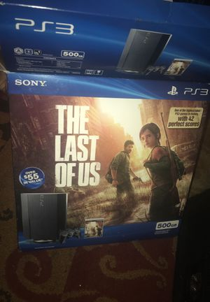 PS3 500GB for Sale in Lake Stevens, WA