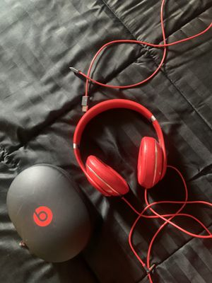 Beats by Dre studio headphones. for Sale in Hayward, CA