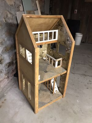 Home made doll house for Sale in Providence, RI