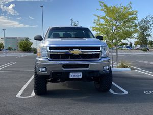 2012 CHEVY SILVERADO 2500 HD for Sale in Rocklin, CA