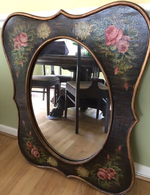Large antique mirror for Sale in Silver Spring, MD