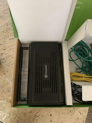 Wireless Router Model: C1900A Century Link for Sale in Spokane, WA