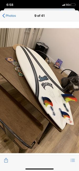 Lost rnf surfboard for Sale in Huntington Beach, CA