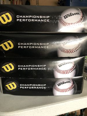 New Baseballs for Sale in Stuart, FL