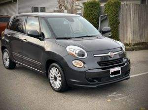 2014 Fiat 500L Great condition, very spacious inside for Sale in Auburn, WA