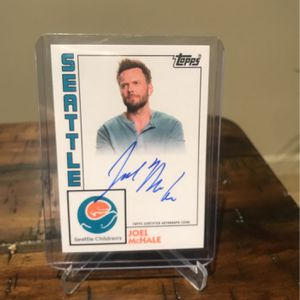 Joel Mchale for Sale in Bothell, WA