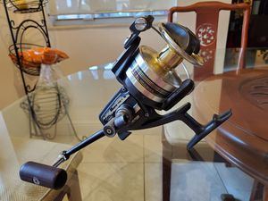 Classic Daiwa BG 90 Fishing Reel 3-Ball Bearings Made in JAPAN Saltwater Smooth for Sale in Fort Lauderdale, FL