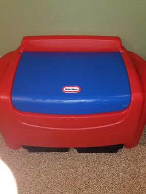 Little Tikes Toy Box for Sale in Sterling, VA