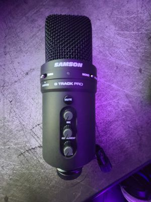 Samson G-Track Pro USB Condenser Microphone for Sale in Scotchtown, NY