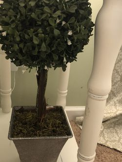 Faux Topiary Greenery for Sale in Mount Pleasant,  SC