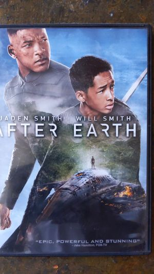 After Earth dvd for Sale in Bell Gardens, CA