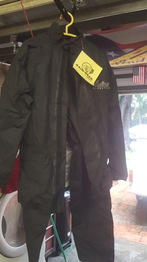 Indian motorcycle rain gear for Sale in Miami, FL