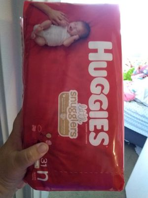 Newborn diapers for Sale in Casa Grande, AZ