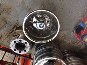 Ford 350 wheels dully for Sale in Silver Spring, MD