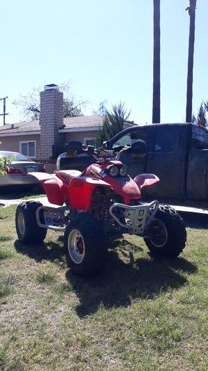 Honda ex400 for Sale in Fresno, CA