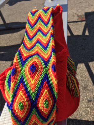 Beautiful Handmade Crossbody Bag - Bolsa Mensajera Echa a Mano for Sale in Chicago, IL