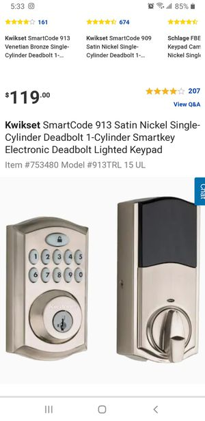 kwiket smartcode 913 for Sale in Columbus, OH