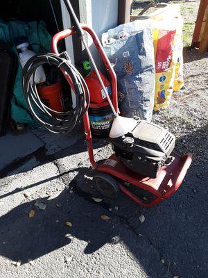 Troy-Bilt pressure washer 2400 PSI for Sale in Klamath Falls, OR